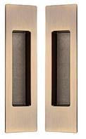Ручки для раздвижных дверей MVM SDH-2 AB - старая бронза, фото 1
