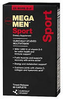 Mega Men Sport GNC, 90 таблеток