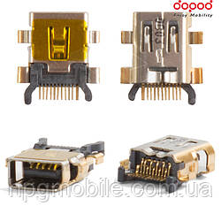 Коннектор зарядки для Dopod S600, 11 pin, оригинал