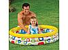 Детский надувной бассейн Геометрические фигуры Intex 59419