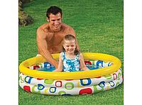 Детский надувной бассейн Геометрические фигуры Intex 59419, фото 1