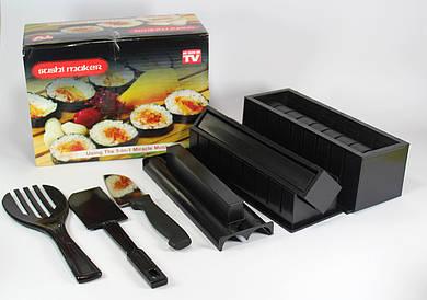 Машинка для суши с ножом Sushi new with knife