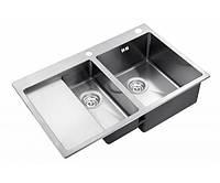 Мойка кухонная Zorg RX-5178-2 R/L