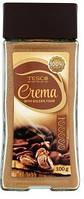 Растворимый кофе Tesco «Crema» 100г