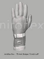 Перчатка мясника NIROFLEX FM Plus с отворотом 7,5 см