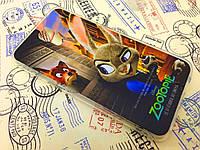 TPU чехол для LG X View Джуди Хопс