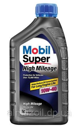 Mobil Super High Mileage 10W-40