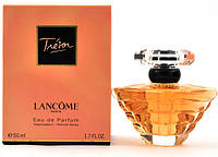 Женская оригинальная парфюмированная вода Tresor Lancôme, 50 мл  NNR ORGAP /05-15