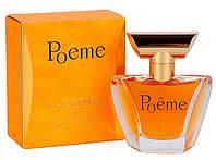 Женская оригинальная парфюмированная вода Poeme Lancôme, 30 ml NNR ORGAP /5-73