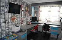Детская комната в английском стиле, фото 1