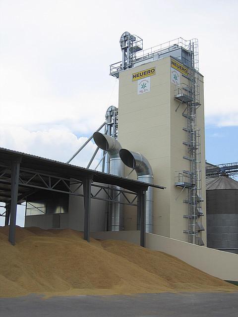 Сушилка зерна шахтная NDT-B 11-6