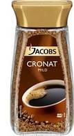 Растворимый кофе Jacobs CRONAT MILD 200г
