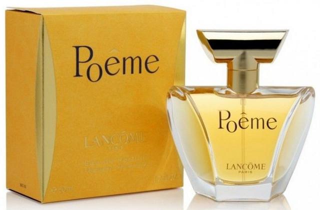 Женская оригинальная парфюмированная вода Poeme Lancôme, 50 ml NNR ORGAP /05-15