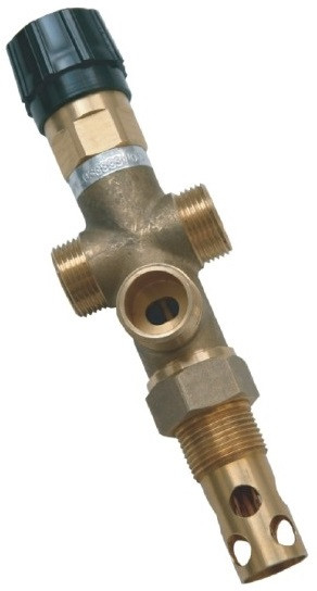 Клапан перегрева Regulus DBV1 (теплового сброса)