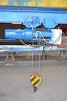 Таль Электрическая ( тельфер ) ТЭ2.411-6,3 Q - 2т., H - 6,3 м.