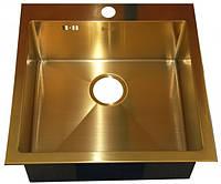 Мойка кухонная Zorg SZR 51 Gold