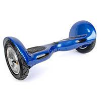 "Гироборд-скутер электрический. 4400 мАч, колеса 10"". Blue INTERTOOL SS-1002, фото 1"