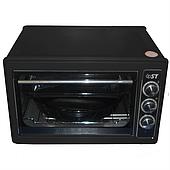 Духовая печь электрическая ST 77-500-03 Black 33 литра