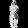 Бутылка для воды с серыми вставками, 650 мл