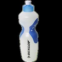 Бутылка для воды с синими вставками, 650 мл