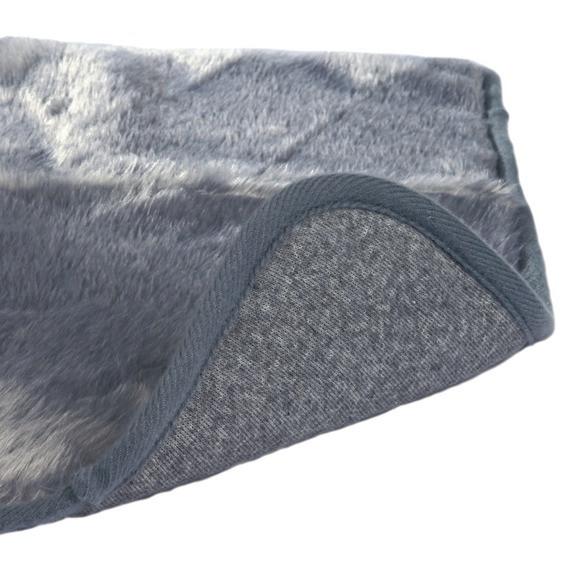 Термоковрик для собаки Trixie 100*75см серый (28672)