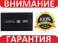 Внешний 2.5 USB 3.0 SATA Карман жесткого диска 1Тб, фото 1