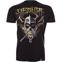Футболка Venum Viking T-Shirt Black