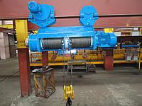 Таль Электрическая ( тельфер ) Q - 5 т., H - 6.3 м. ТЭ5.424-6.3