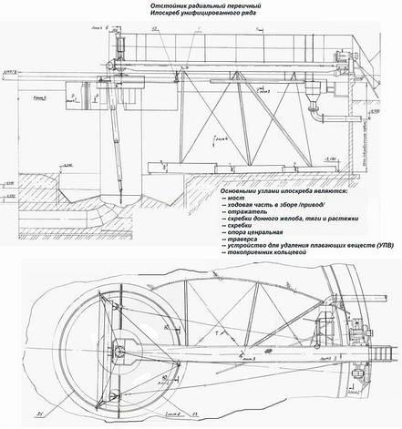 Устройство для удаления плавающих веществ УПВ-18, УПВ-24, УПВ-30, УПВ-40, фото 2