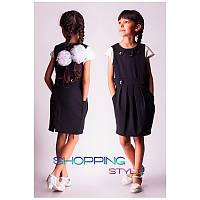 Детский сарафан для школы