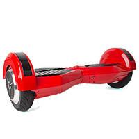 "Гироборд-скутер электрический 4400 мАч, колеса 8"" Red INTERTOOL SS-0801, фото 1"
