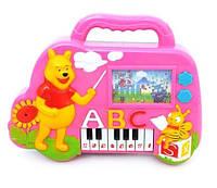 Детское электронное пианино 6638F