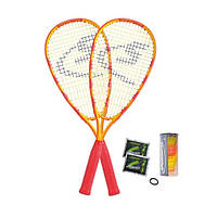 Набор для спидминтона Speedminton Set S65 Orange