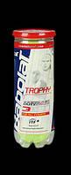 Мячи для большого тенниса Babolat TROPHY X3 (MD)