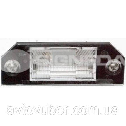 Подсветка заднего номера Ford Focus 05-08 ZFD1705 4502332, фото 2