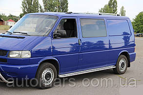 Підніжки (майданчики) Volkswagen Transporter T4 (Premium)