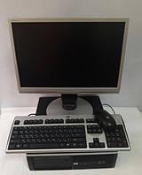 Комплект: системный блок, монитор, мышь и клавиатура., фото 1