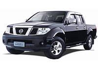 Защита переднего бампера Nissan Navara (2006+)