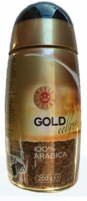 Растворимый кофе  GOLD Eclipse «Monte Santos» 100 % арабика 200г