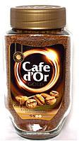 Растворимый кофе сублимирований  Café D`or «Gold» 200г