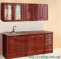Кухня Оля (глянец) - Кухня 2,0 м.