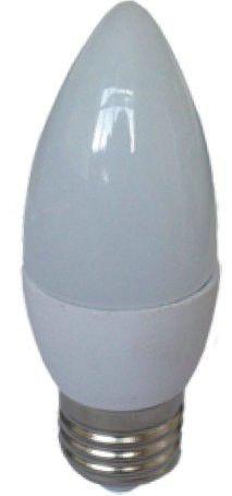 Лампа Lemanso св-ая C37 E27 7,5W 600LM 4500K, 6500К 230V матовая / LM380