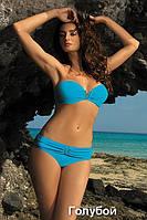 Голубой купальник Shanon от польского производителя TM Marko