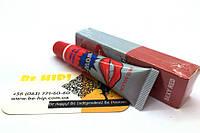 Тинт / пигмент-помада в коробочке = 5-10 часов на губах = Sexy Red, коробочка