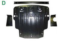 Защита бензобака MERCEDES-BENZ Sprinter 906 315CDI 906 кузов *(на 79 литр.) с 2006 г.