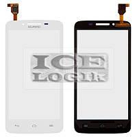 Сенсорный экран для мобильного телефона Huawei Ascend Y511-U30 Dual Sim, белый