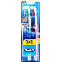 Зубна щітка Oral-B Complete Clean 1+1 40сер/-617/12