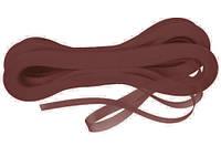 Регилин мягкий шоколадный (ширина 7 см)