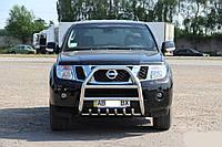 Кенгурятник Nissan Navara (2006+)