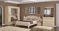 Спальня Аляска от Мебель Сервис